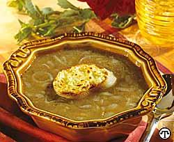 Simply Elegant Soups