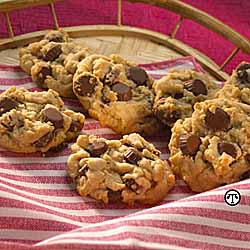 Peanut Butter Fun-Filled Cookies