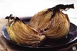 Roasted Balsamic Brown Sugar Onions