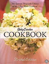 Bridal Edition Cookbook Offers Valuable Tips and 1,000 Recipes