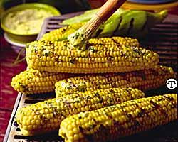 Supersweet Corn Ready For The Grill