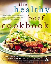 The Healthy Beef Cookbook