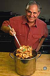 Chef John Folse's Shrimp Scampi
