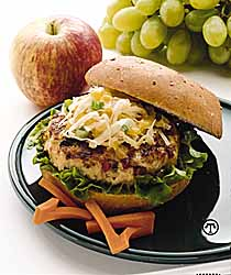 Turkey Kraut Burgers