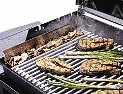 Smoking Foods On Gas Grills