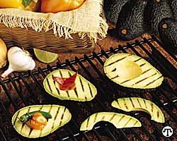 Haute Grilled Hass Avocados