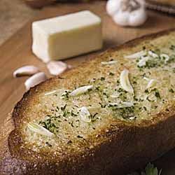 Buttery Gilroy Garlic Bread