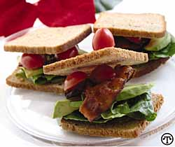 Mexican Mini BLTs