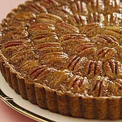 Pecan Pie With Sweet Potato Crust