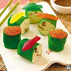 Samoa Sushi Surprise
