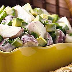 Hass Avocado and Red Potato Salad