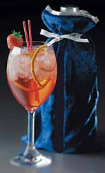 Absolut Holiday Spritzer