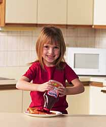 Safety In The Kitchen For Kids