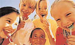 Children Need To Focus On Healthy Eating