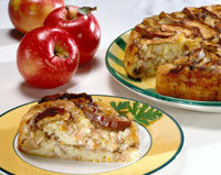 Apple Orange Coffeecake