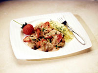 Strawberry Curried Lamb
