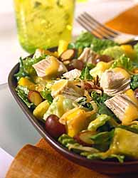 Island Turkey Salad