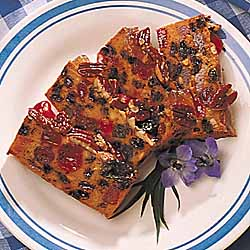 Molasses Fruitcake