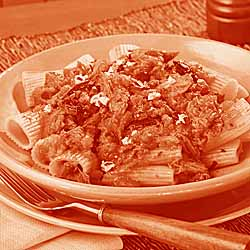 American Lamb Ragu Puttanesca