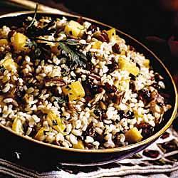 Tutti Fruitti Rice Salad