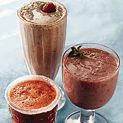 Super Fruit Smoothies