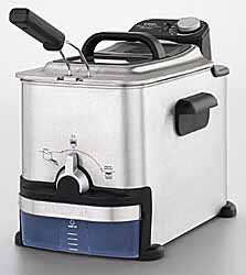 New EZ Clean Pro Fryer