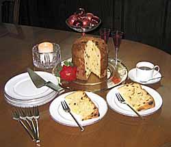Easy Motta Panettone Bread Pudding