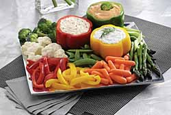 Flavourful Dips Make Healthy Snacking Easy