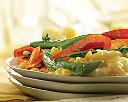 Corn Veggie Cornucopia