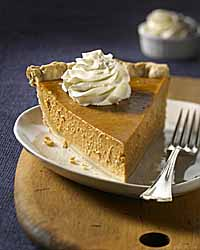 Cream n Spice Pumpkin Pie