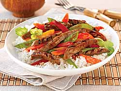 Simple Steak Stir Fry