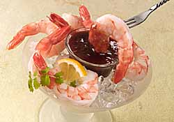 Cranberry Shrimp Cocktail