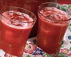 Summer Tea-Berry Punch
