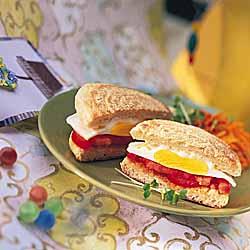 Sunrise Egg Muffins