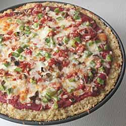 Wheat Free Pizza