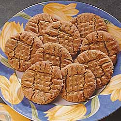 Quick Ginger Cookies