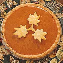 Pumpkin or Squash Pie