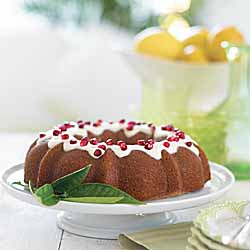 POM Spice Tea Cake
