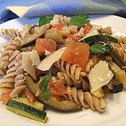 Mixed Vegetable Fusilli