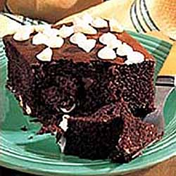 Double Chocolate Snack Cake