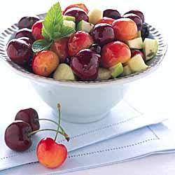 Cherry Berry Salad