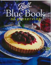 Ball Blue Book Canning Book