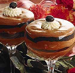 Chocolate Mousse Parfaits
