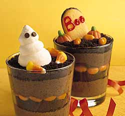 Frightfully Fun Decorated Desserts