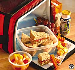 Thinking Inside The Box: Packing A Healthy Lunch