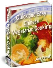 Quick and Easy Chinese Vegetarian Cooking