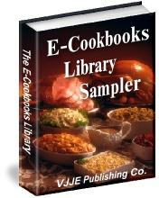 FREE E-Cookbooks Library Sampler