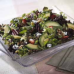 Berry, Walnut and Avocado Salad