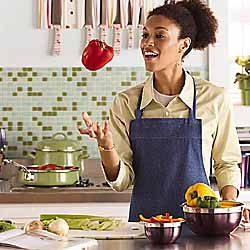 Five Top Tips For A Green Kitchen