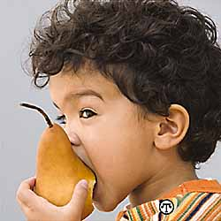 Fun Snacks Keep Kids Smiling-And Healthy